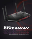 Win a Netgear Nighthawk XR1000 Wi-Fi 6 Pro Gaming Router Worth $549 from Mwave