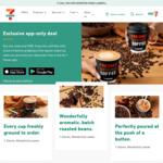 Free Regular Coffee @ 7-Eleven via App