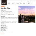 Double Marriott Bonvoy Points, Breakfast Included & Daily Hotel Credit @ Marriott