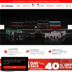 Satisfye 40% off in Stock Grips and Bundles - Nintendo Switch Grips, Cases + Delivery