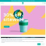 30% off Sitewide @ KeepCup