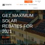 [WA] 6.6kW Suntech Mono PERC Half-Cut Panels + Growatt 5kVA Inverter from $2,299 Installed & No Upfront Payment @ Emerge Solar