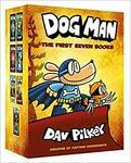 [Back Order] Dog Man: The First Seven Books Hardcover $40 Delivered @ Amazon AU
