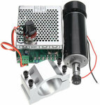 Machifit ER11 Chuck CNC 500W Spindle Motor with 52mm Clamps and Power Supply for US$59.99 (~A$82.83) Delivered @ Banggood AU