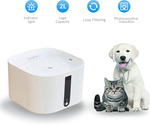 2L Smart Pet Drinking Fountain Dispenser (with Triple-Step Filtration) and Alert System for $25.95 + Shipping @ PCMarket