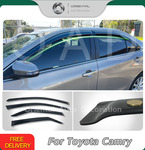 Weather Shields for Toyota Camry from $50 Delivered @ Orientalautodecoration