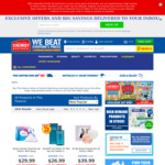 Extra 10% off Fragrances & Free Delivery @ Chemist Warehouse