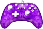 Rock Candy Wired Controller for Nintendo Switch (Cosmoberry Colour) $14.24 + Delivery ($0 with Prime/ $39 Spend) @ Amazon AU