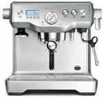 Breville Dual Boiler Coffee Machine BES920BSS $999  + $10 Delivery @ Bing Lee eBay