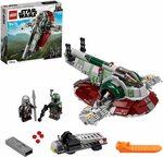 LEGO 75312 Star Wars Boba Fett's Starship $55.20 Delivered @ Amazon AU