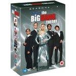 The Big Bang Theory (Season 1-4) DVD Boxset - $36 Delivered @AmazonUK