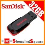 SanDisk Cruzer Blade 32GB USB Flash Drive $18.95 Deliverd