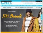 SurfStitch - 30% off Store-Wide for 300 Minutes