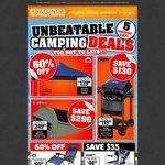 Anaconda 70% off for Denali Duffle Bags (60L $13.49, 100L $14.99, 140L $16.49) Instore Only