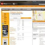 Wilson Parking - Citipark - $5.50 Parking When Book Online - Normally $13 (Sydney)