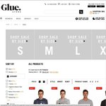 Upto 50-70% off Plus Further 25% off @GLUE