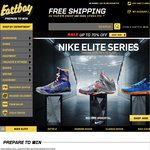 Eastbay 20% off Orders $99 or More