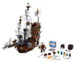 Lego Movie 70810 Metal Beard's Sea Cow for $278.10 (20% Myer Sale + 10% Myer ONE)