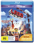 The LEGO Movie with Bonus Character Mask - Blu-Ray 2D Version - $20 from Target