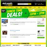"Dick Smith Lunchtime Deal Panasonic 24"" LED TV $149, Eneloop AAA Pack of 8 $19.98 + $4.95 Post"