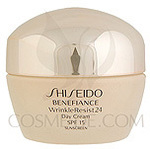 $99 Shiseido Benefiance WrinkleResist24 Day Cream and Night Cream Set RRP $156 @ Cosme-De