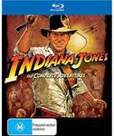 Indiana Jones - The Complete Adventures Blu-Ray $39.98 @ JB Hi-Fi: Free Pickup or 99c Postage
