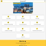 Singapore or Hong Kong to SYD MEL PER or OOL $0 (+Tax) One Way (Outbound fare required) - Scoot