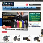 15% off CISS (Continuous Ink Supply System) from MIR-AUS