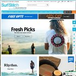Surfstitch 40% off All Sale Footwear