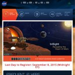 FREE: Send Your Name to Mars @ NASA
