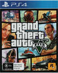 GTA V (PS4) @ BIG W Online for $64 Delivered