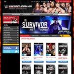 WWE DVD/Blu All 50% off - ECW Vol.1 $10.98, Wrestlemania 31 $12.98, Heyman, MachoMan, ECW $14.48