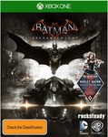 Batman Arkham Knight XB1 $39, LEGO Marvel's Avengers PS4/WIIU $58, Cricket Aus Ball $4 @ Big W