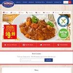 Lamb Leg $6.99/kg, Fresh Whole Roasting Chicken $3.49/kg, Beef Stroganoff Stir-Fry 600g $9.99 + More @ Tasman Meats VIC