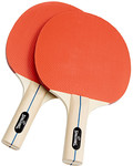 Spalding 2 Pack Table Tennis Bats $3.50 (Click & Collect) at Target