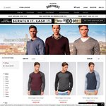 Hallensteins Merino Jumpers $29.99 Ends Monday & Chinos Reduced to $29.99