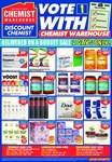 Panamax 100 Tablets - $0.69 @ Chemist Warehouse - Starts Tomorrow 12 June, Ends Monday 13 June