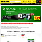 XB1 1TB Bundle $379, Microsoft Surface Pro 4 CoreM3 128GB $1079, Surface Book i5 128GB $1899 @ JB Hi-Fi