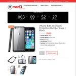 iPhone 6/6s Bumper Case (Black) A $8.99 Delivered (Promo - INTOFFER) @ TOPLI