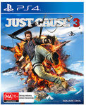 [PS4/XB1] Just Cause 3 $28.90 @ eBay Target PS4