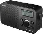 Sony Portable DAB+ Radio $79 (Was $199), Sony Walkman from $167, Sony B Series 4GB MP3 Walkman $35, Headphones $48 @ Sony
