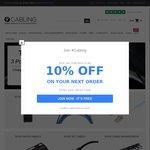 10% off Storewide @ 4cabling.com.au