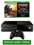 Xbox One 500GB + Titanfall 1 + Gears of War Ultimate = $248 + $9.22 Shipping @ EB Online