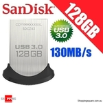 SanDisk 128GB CZ43 Ultra Fit USB 3.0 Flash Drive $41.90 Shipped @ Shopping Square