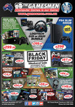 Xbox One 1TB Console Bundle $299.95, PS4 500GB Slim $298, + More @ The Gamesmen Black Friday Sale