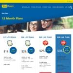 2GB Bonus Data on $29+/Month Plans (12 & 24 Month Plans) @ Telechoice