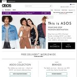 ASOS - 15% off Full Priced Items