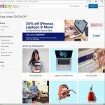 "20% off Vaya & GraysOnline @ eBay (iPhone 7 $799, iPhone 7+ $959, S7 $503, 13"" MacBook Air $1095 + More)"