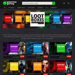 Green Man Gaming - Loot Boxes US $0.69 (~AU $0.91) - US $15.99 (~AU $21.08)