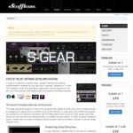 Scuffham S-GEAR Guitar Amp Modeling $99USD ($130AUD) - Save $30USD